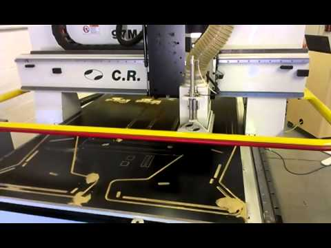 Cutting the Ultimate Widescreen Kit Part 2