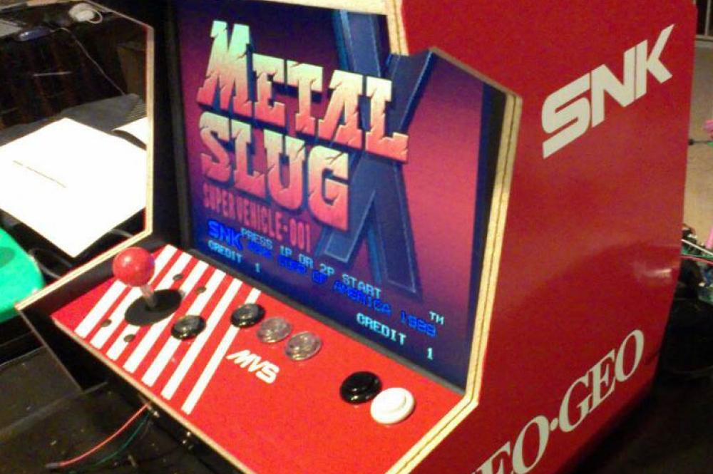 Neo Geo (Megashock)