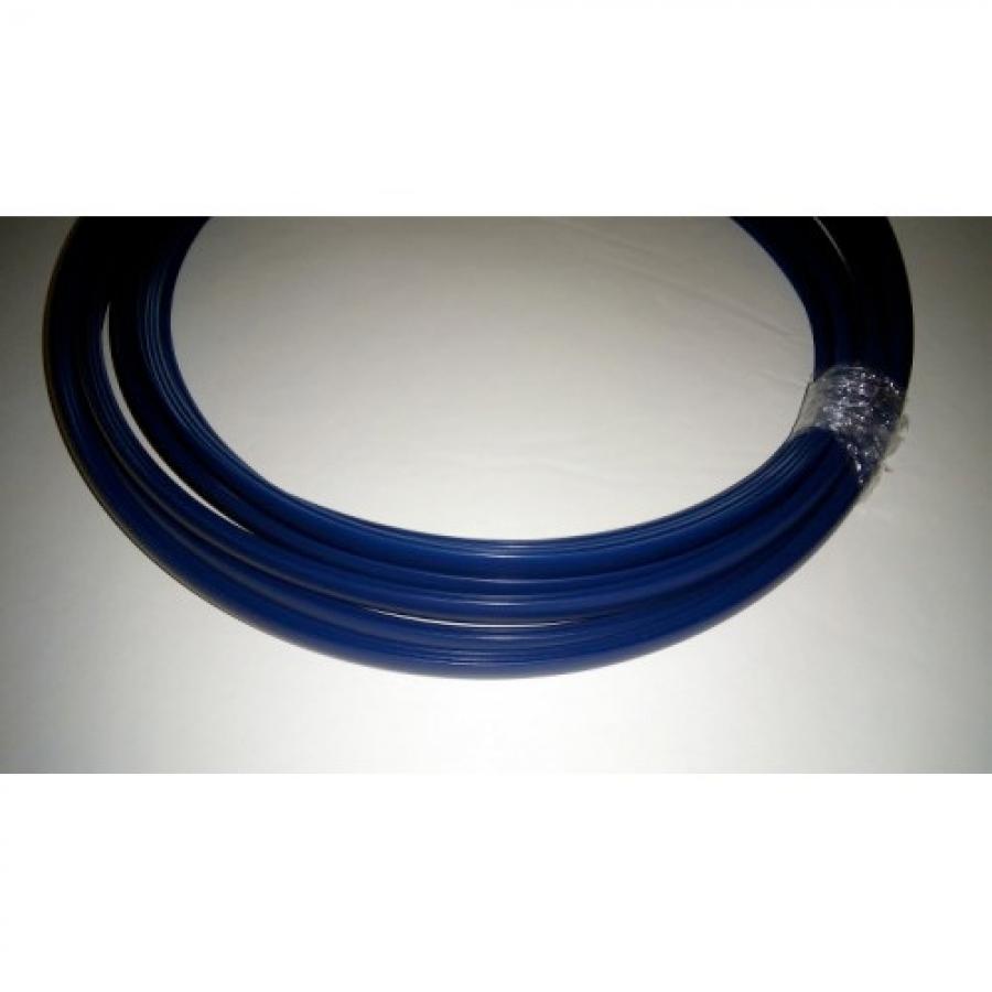 "1/2"" T-Molding - Blue - 20 feet"