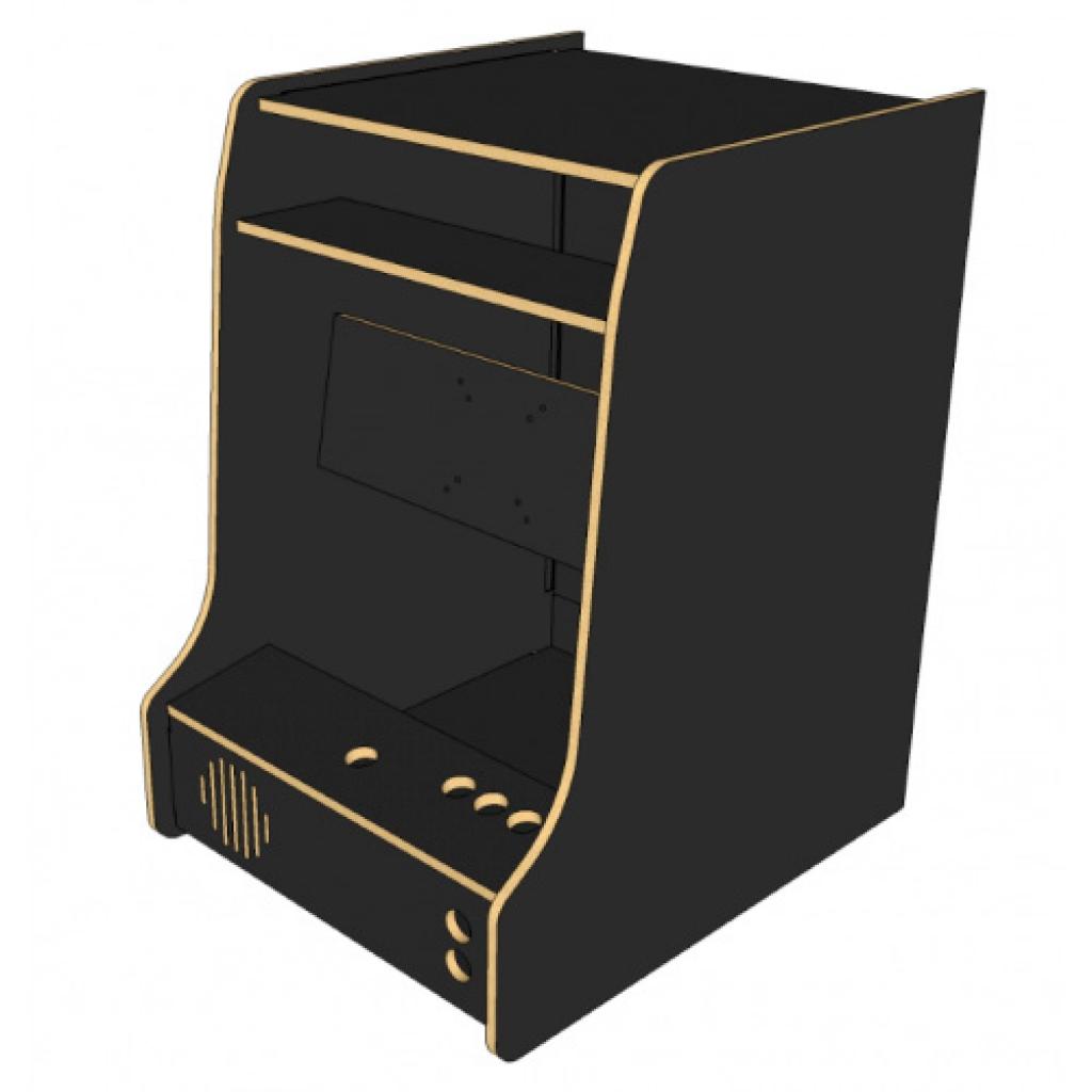 Cocktail Arcade Cabinet Kit Harumans Customs Bartop And Cocktail Arcade Kits